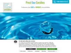 Eau Energy Caraïbes traitement des eaux usées Guadeloupe