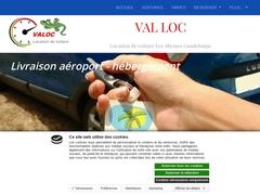 Valoc location