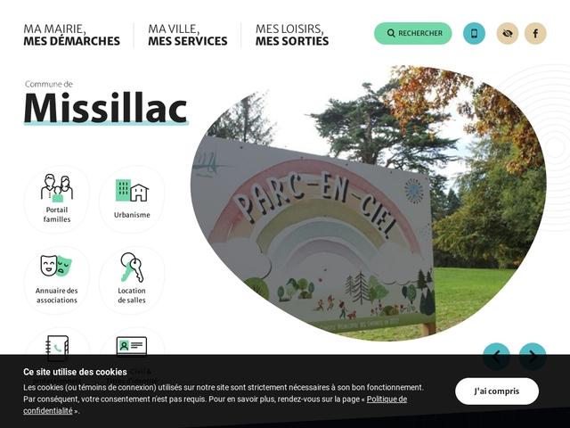 Mairie de Missillac (44) - Site officiel de la commune