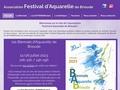 Biennale d'Aquarelle à Brioude (43)
