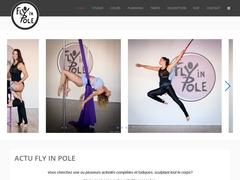 Pole Dance à Lyon by Ingrid Vautrelle