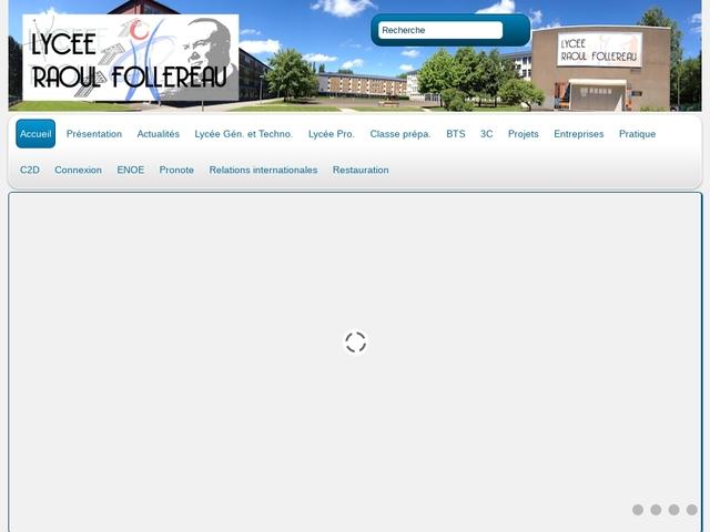 Lycée Raoul Follereau (Belfort)