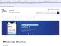 Justice.fr | Le portail du justiciable