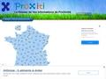 Le Réseau ProXiti - Premier Réseau d'Informations Locales de France