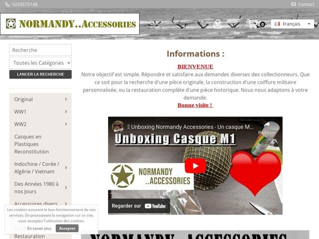 Normandie Accessories