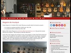 Comment suivre des cours de guitare à Luçon ?