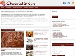 Le magazine d'informations des amateurs de chocolat