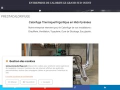 Calorifugeage Gaine de Ventilation