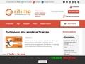 Site-portail du Réseau des centres de documentation Ritimo