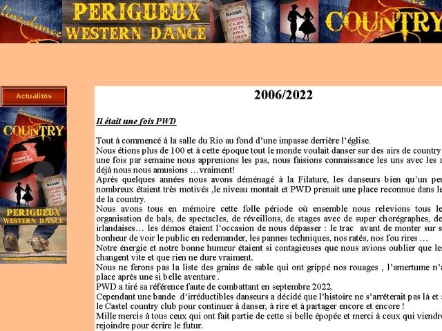 Périgueux Western Dance