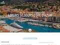 Loisirs Séjours Côte d'AzurAccueil