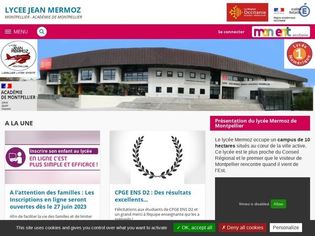 Lycée Jean Mermoz (Montpellier)