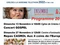TELETHON VARENNOIS