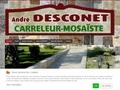 Carreleur Mosaiste André Desconet Tarbes 65 Hautes-Pyrénées