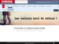 Stock 38 - Surplus Grenoble