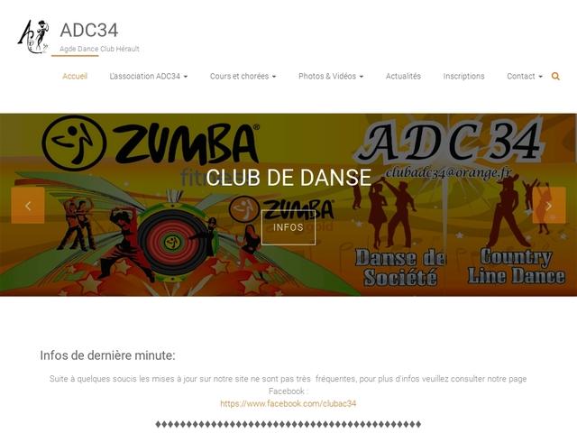 ADC34 | Agde Dance Club Hérault