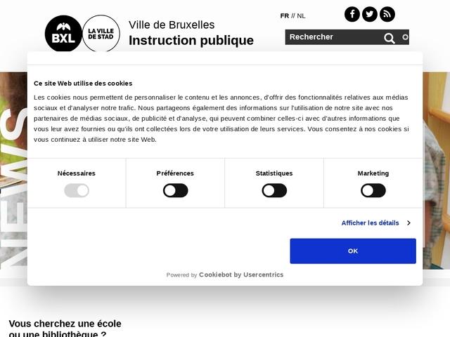 Poser sa candidature | Ville de Bruxelles