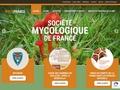 Société Mycologique de France - Mycologie, champignons