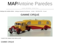 Atelier Antoine PAREDES MAP