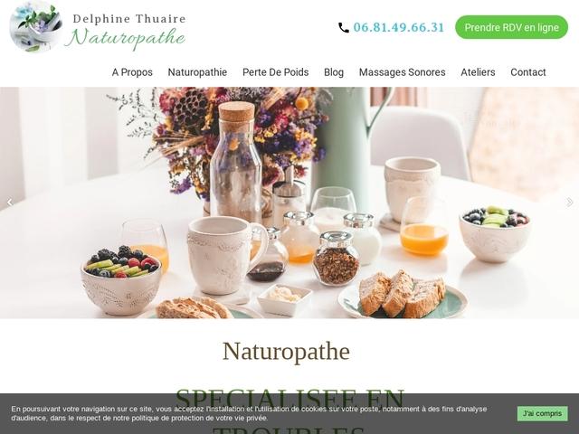 Santé par nature Naturopathe 83