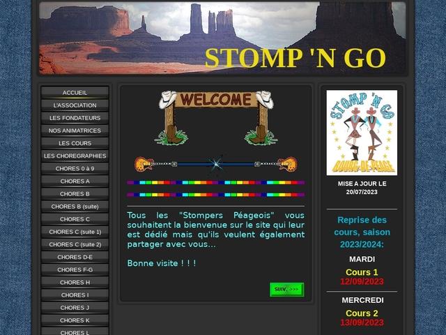 Stomp & Go