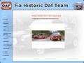 Fia Historic Daf Team