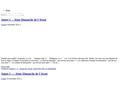 Site du Lapin bleu,  personnage de bande dessinée imaginé par COOLUS
