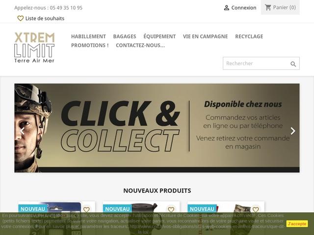Xtrêm-Limit - surplus à Saint Maixent