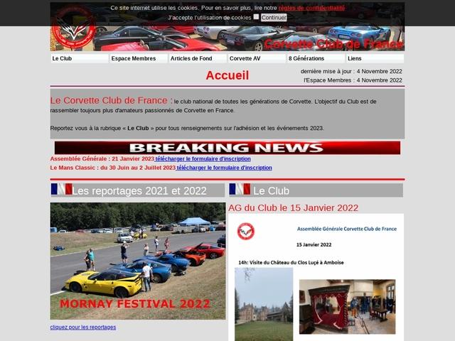 Corvette Club de France