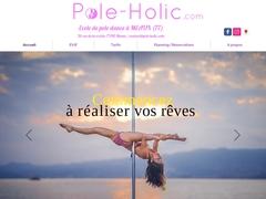 Pole-Holic, pole dance à Toulon