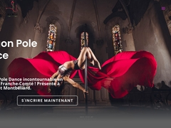 Dragon Pole Dance