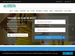 Annuaire des clubs de sport et de loisirs