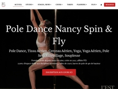 Spin § Fly Pole Dance