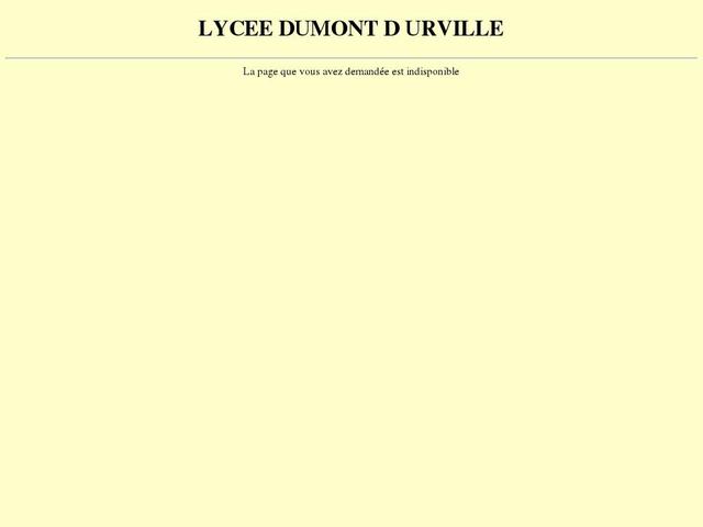 Lycée Dumont Durville (Toulon)