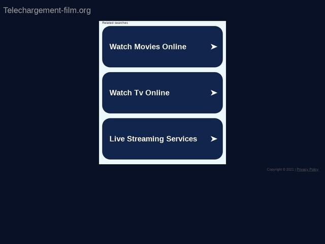 Site de téléchargement de Films en français gratuit
