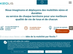 Keolis: Developing public transport soluti..