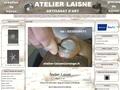 Création de bijoux - Atelier Laisné