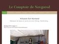 Création de perles de verre - Le Comptoir de Novgorod