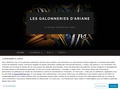 Galonnerie - Les Galonneries d' Ariane