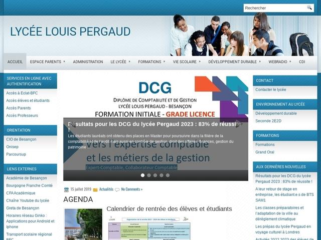 Lycée Louis Pergaud (Besançon)