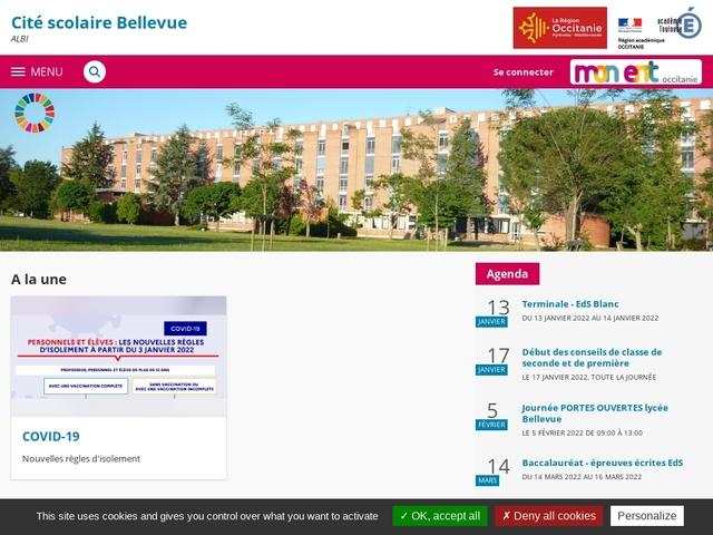 Lycée Bellevue (Albi)