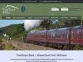 Tree Tops - Badabrie - Banavie - Fort William - Inverness - Scotland.