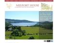 Melfort House - Argyll - Oban - Scotland.