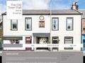 The Old Town Hall - Innerleithen - Tweeddale - Scotland.