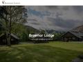Braemar Lodge - Ballater - Aberdeenshire - Scotland.