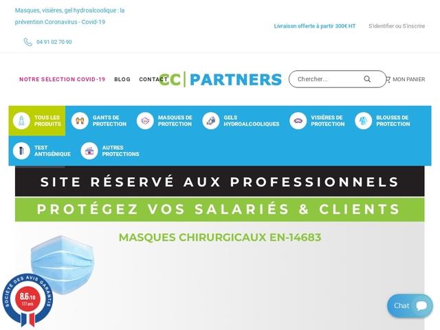 Grossiste en téléphonie Mobile & Accessoires - CC Partners