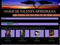 VIVIER DE TALENTS ARTISTIQUES