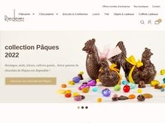 Maison Riederer, patisserie, confiserie, chocolaterie, traiteur