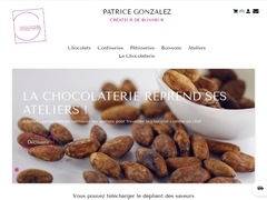 Patrice Gonzalez - Chocolaterie - 34830 Jacou
