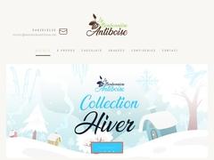 La Bonbonnière Antiboise, chocolaterie, dragées, Antibes